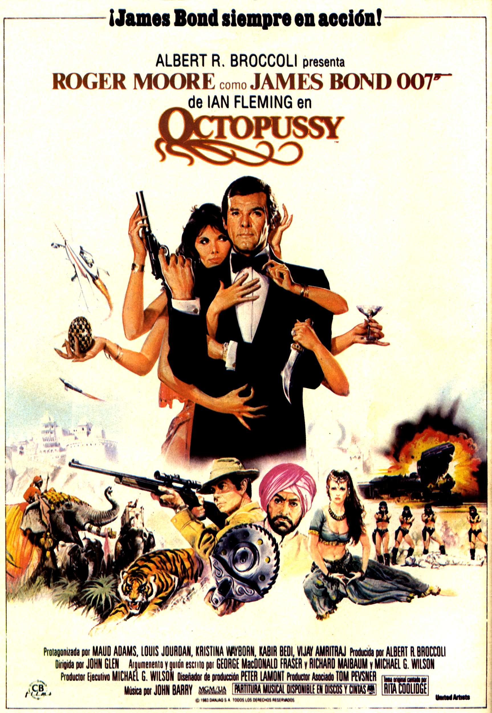 Octapussy